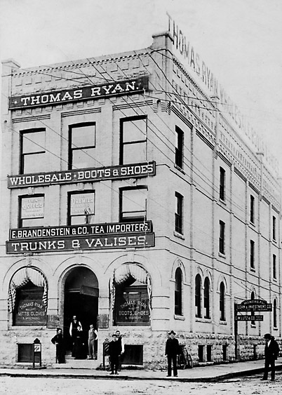 Ryan Block - c.1895