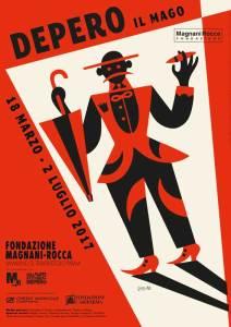 Locandina-mostra-Depero-il-mago-presso-Fondazione-Magnani-Rocca