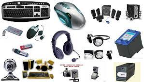 Peripherals & Consumables