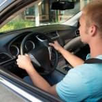 teen practice driving