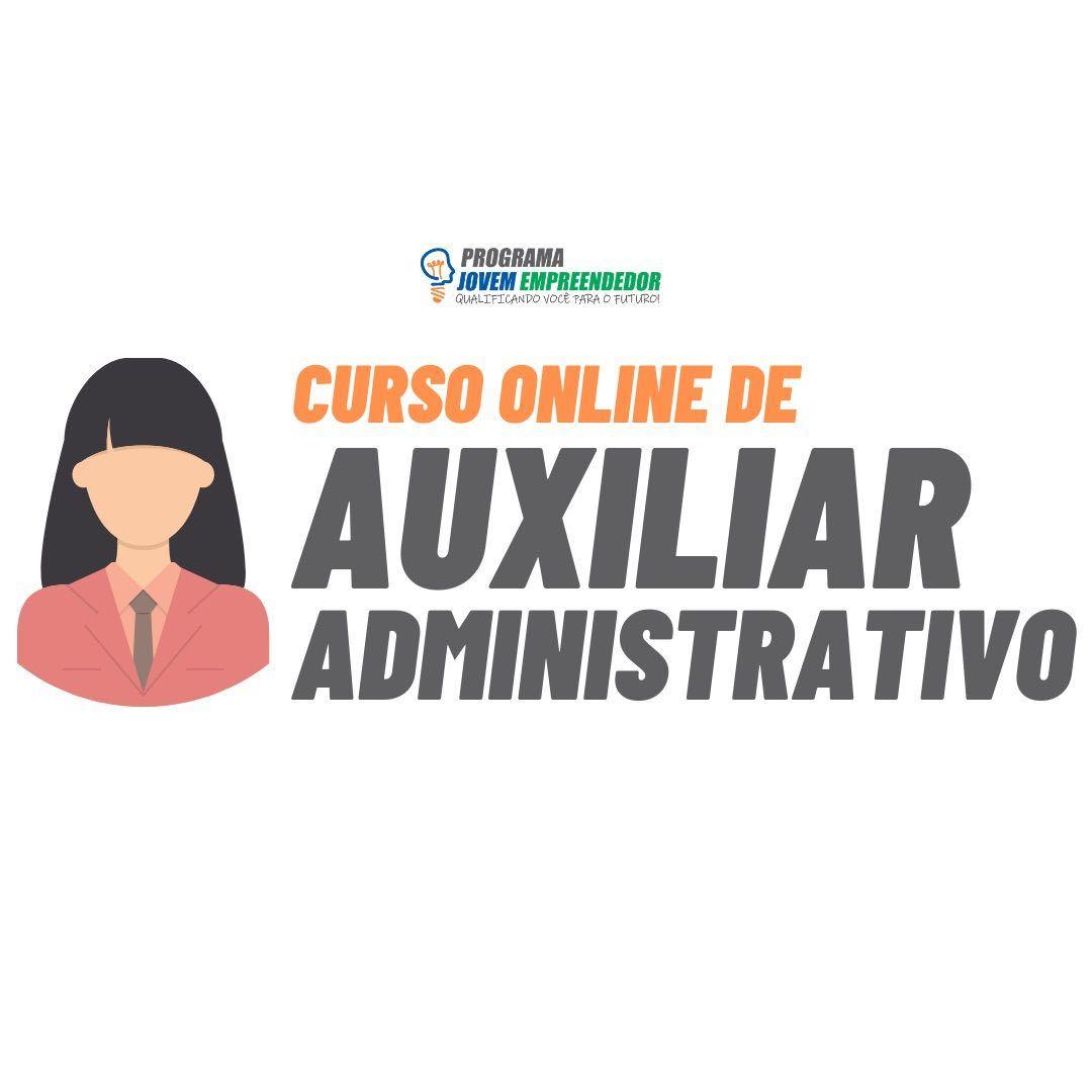 Curso Online de Auxiliar administrativo com certificado