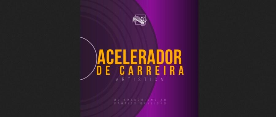 curso acelerador de carreira artística do amadorismo ao profissionalismo