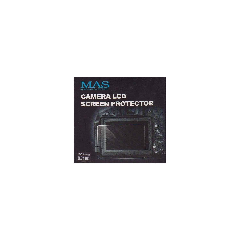 MAS LCD Screen Protector per Reflex Nikon D3100  Virtual Foto