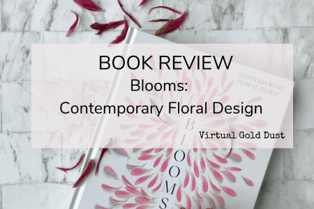 book review Blooms floral design