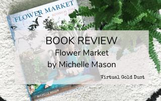 Michelle Mason flower market book review