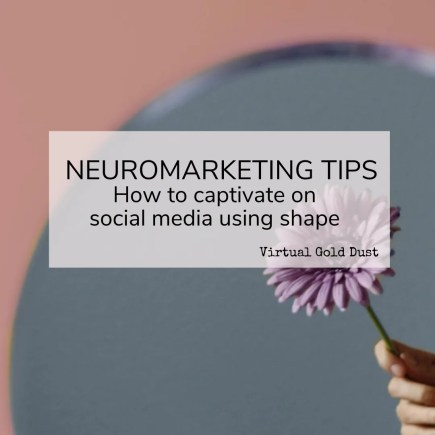 neuromarketing tips social media marketing shape