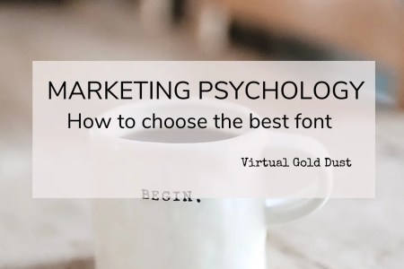 fonts marketing psychology