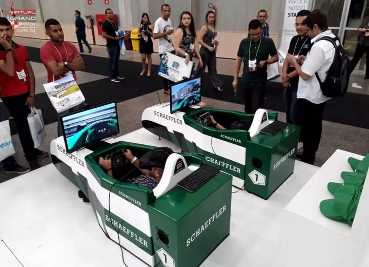 Cockpit FE Simulador