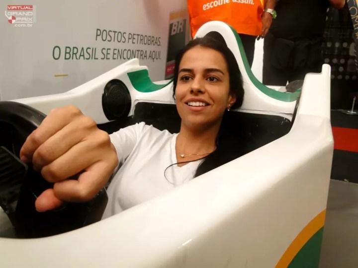 Simulador F1 Feira do Taxi