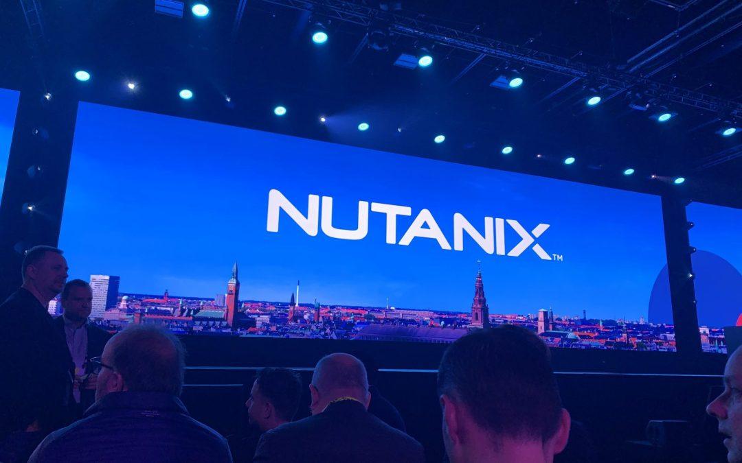 Nutanix .NEXT Copenhagen – Opening Keynote