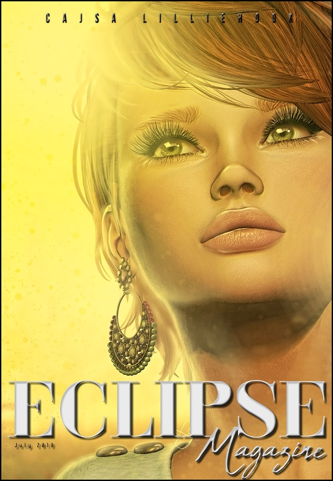 ECLIPSE Magazine July 2019