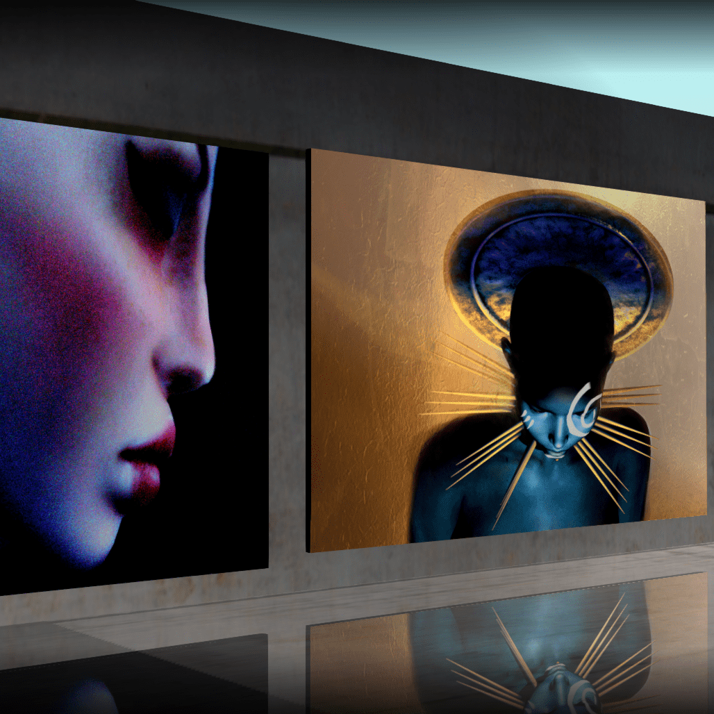 Maloe Vansant Art In Second Life