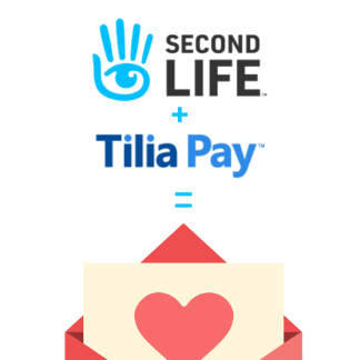 Tilia Pay to Power USD Transactions in Second Life Beginning May 26