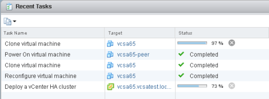 vcsa65_ha11如何配置VMware VCSA 6.5 HA