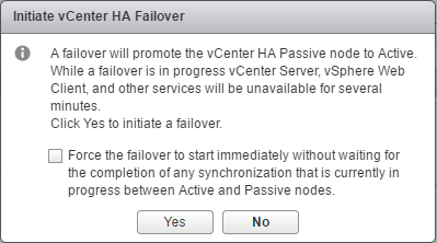 vcsa65_ha23如何配置VMware VCSA 6.5 HA