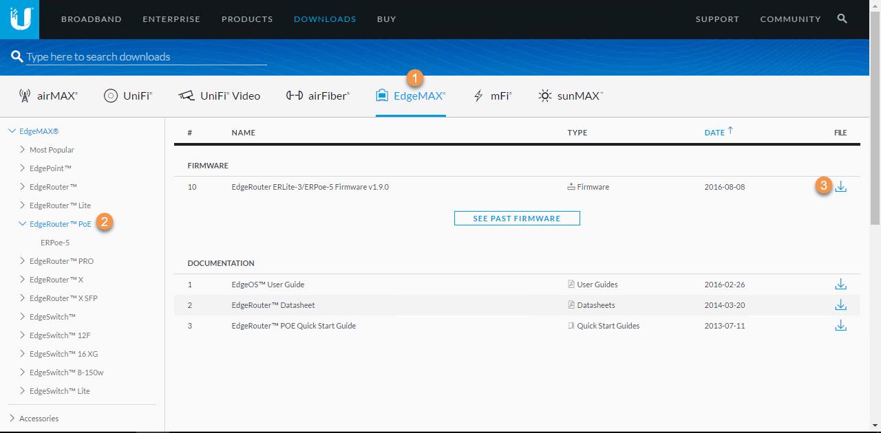 Hello Ubiquiti EdgeRouter - VirtualizeStuff