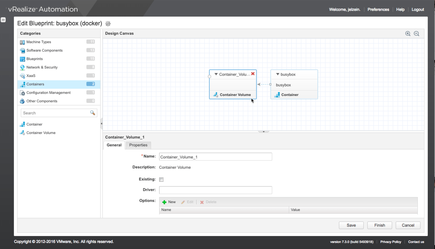 The scoop vrealize automation 73 virtualjad support for docker volumes create attach volumes to containers deploy volumes with container apps malvernweather Image collections