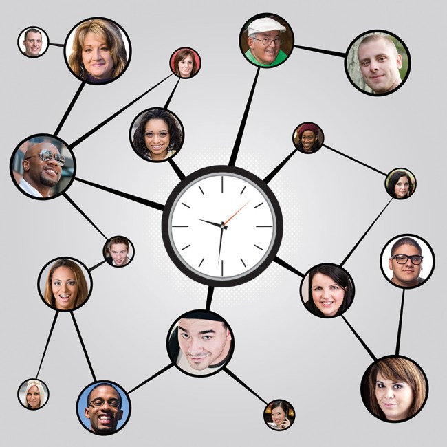 Invest Your Time by Using Social Networks
