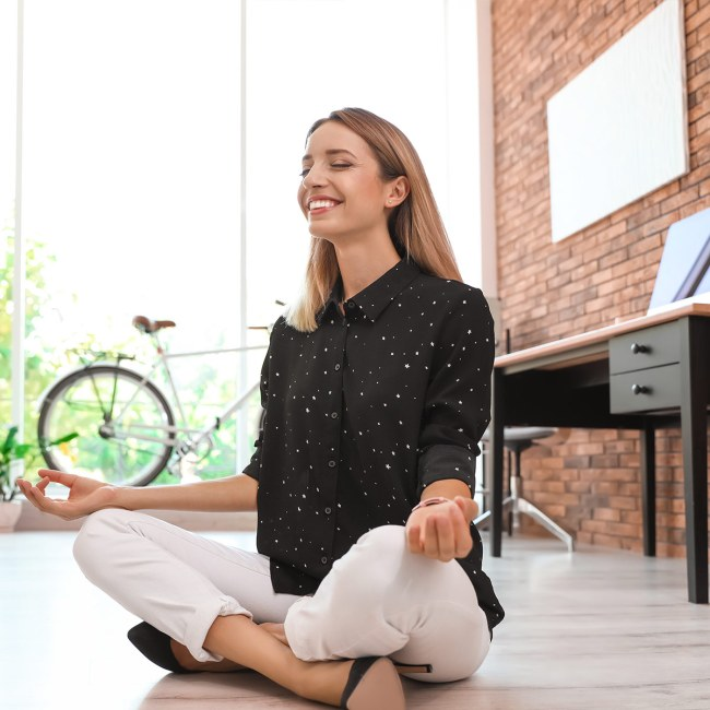 Why Meditation Can Boost Your Business
