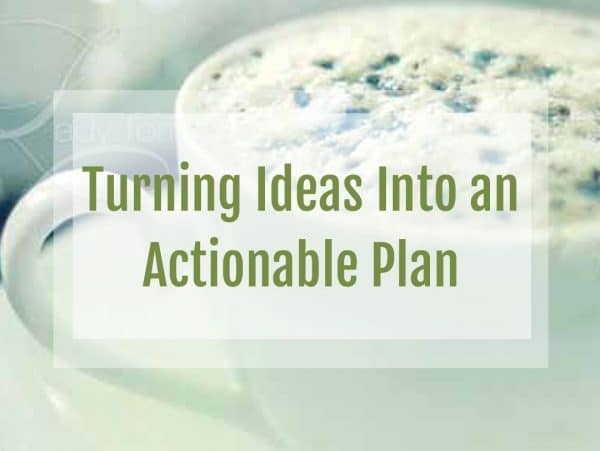 Actionable Plan