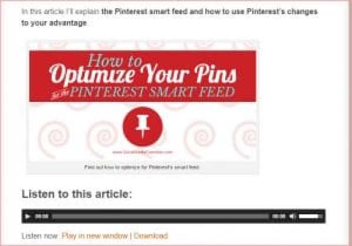 Social Media Examiner Optimize Pins