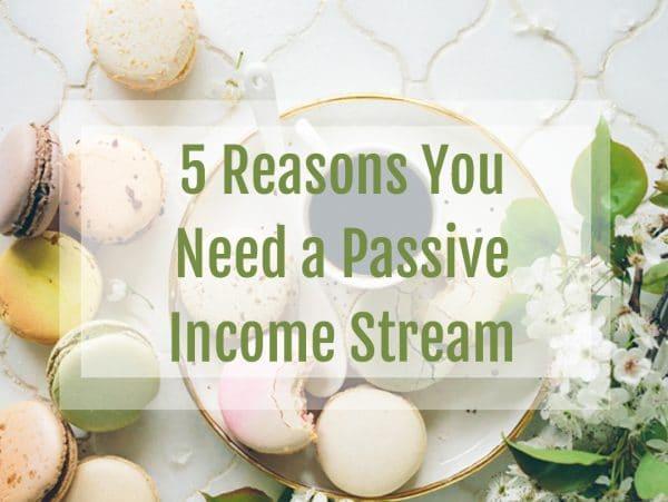 passive income, mulitple streams of revenue, recurring revenue, sales funnel, entrepreneur