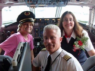 Retirement Flight