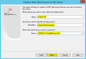 12 ODBC SQL Server Data Entry