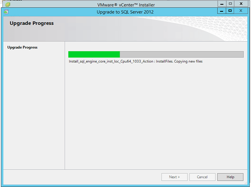 2 Upgrading to SQL 2012