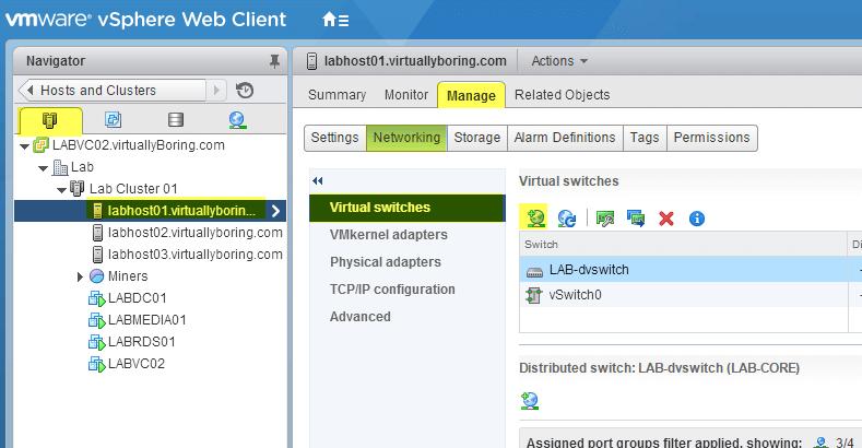 VMware Virtual SAN 6 - Setup and Configuration [Part 2