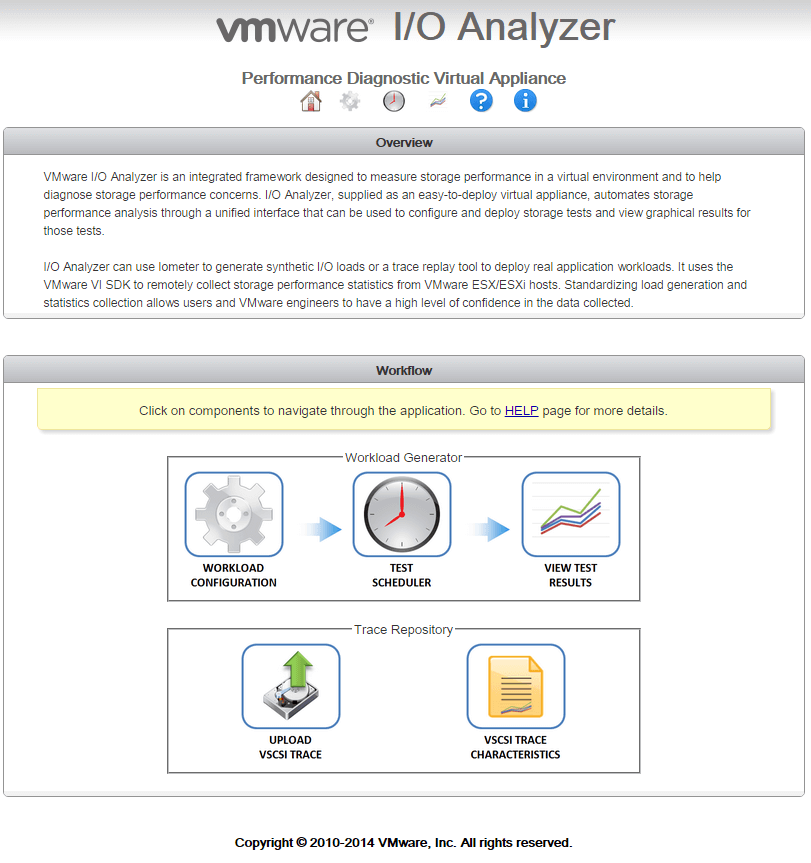 12 IO Analyzer - VMware Analyzer