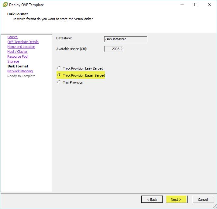Deploying the VMware I/O Analyzer Fling - VirtuallyBoring