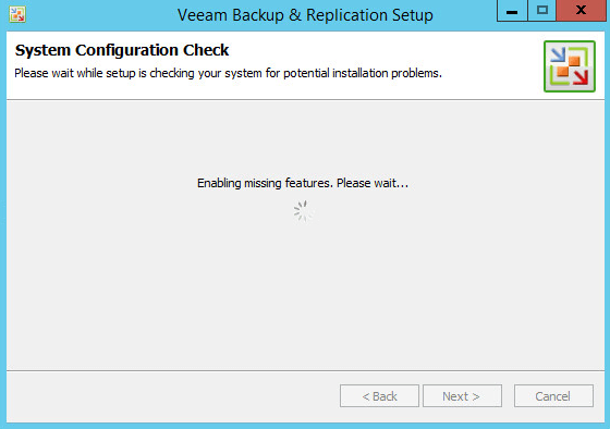 Veeam Backup 7.1 - Enabling Missing Features
