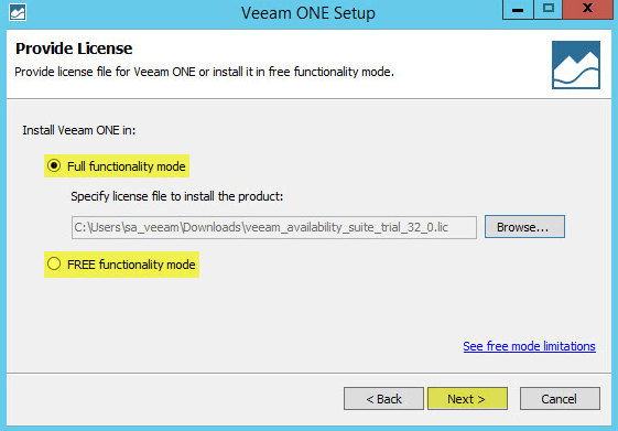 Deploying Veeam Availability Suite - Veeam ONE - VirtuallyBoring