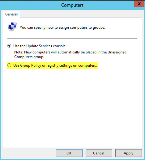 Deploy and Configure WSUS on Server 2012 R2