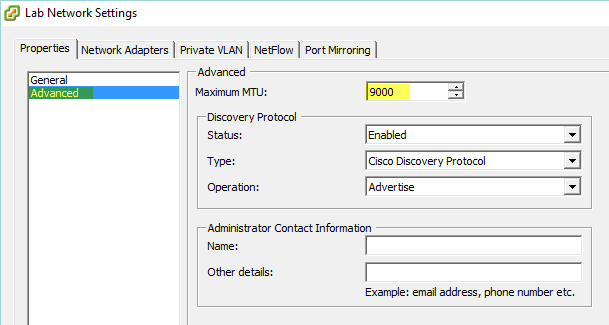 Operation Jumbo Frames - MTU 9000 for VMware Networking ...