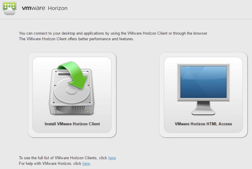 VMware Horizon View 7: Add Microsoft RDS Farm [Part 4