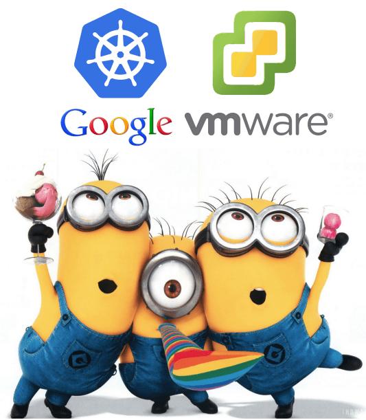 google-kubernetes-vmware-vsphere