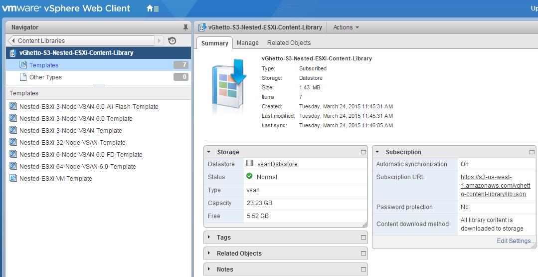 vGhetto-S3-Nested-ESXi-Content-Library-4
