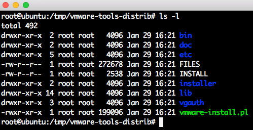 Automating silent installation of VMware Tools on Linux w