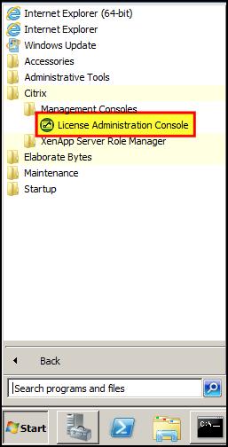 Installing_Configuring_Citrix_Licensing_011