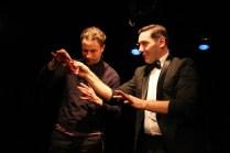 Thomas & Alex CONRADI au 2e Magic Fingers - Photo de Claude ABACUS