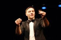 Alex CONRADI au 2e Magic Fingers - Photo de Claude ABACUS