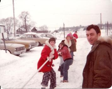 CFS Carp Winter Carnival