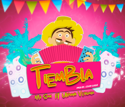 Mr Saik Ft Ulpiano Vergara – Tiembla