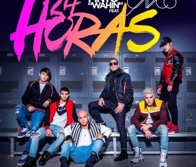 """Pinto """"Wahin"""" Feat CNCO – 24 Horas"""
