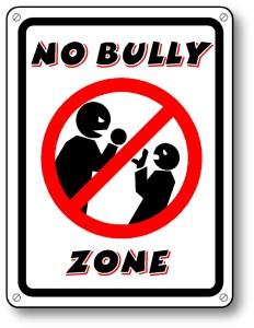 No Bully Zone 061