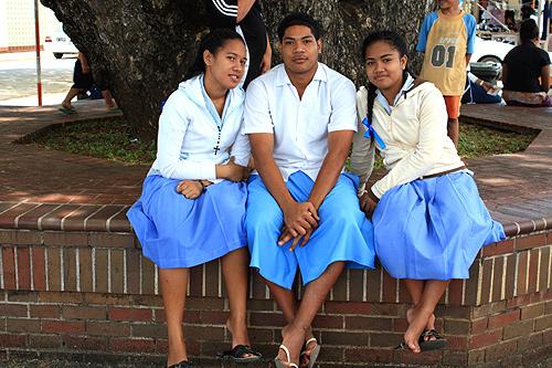 People in Tonga photos