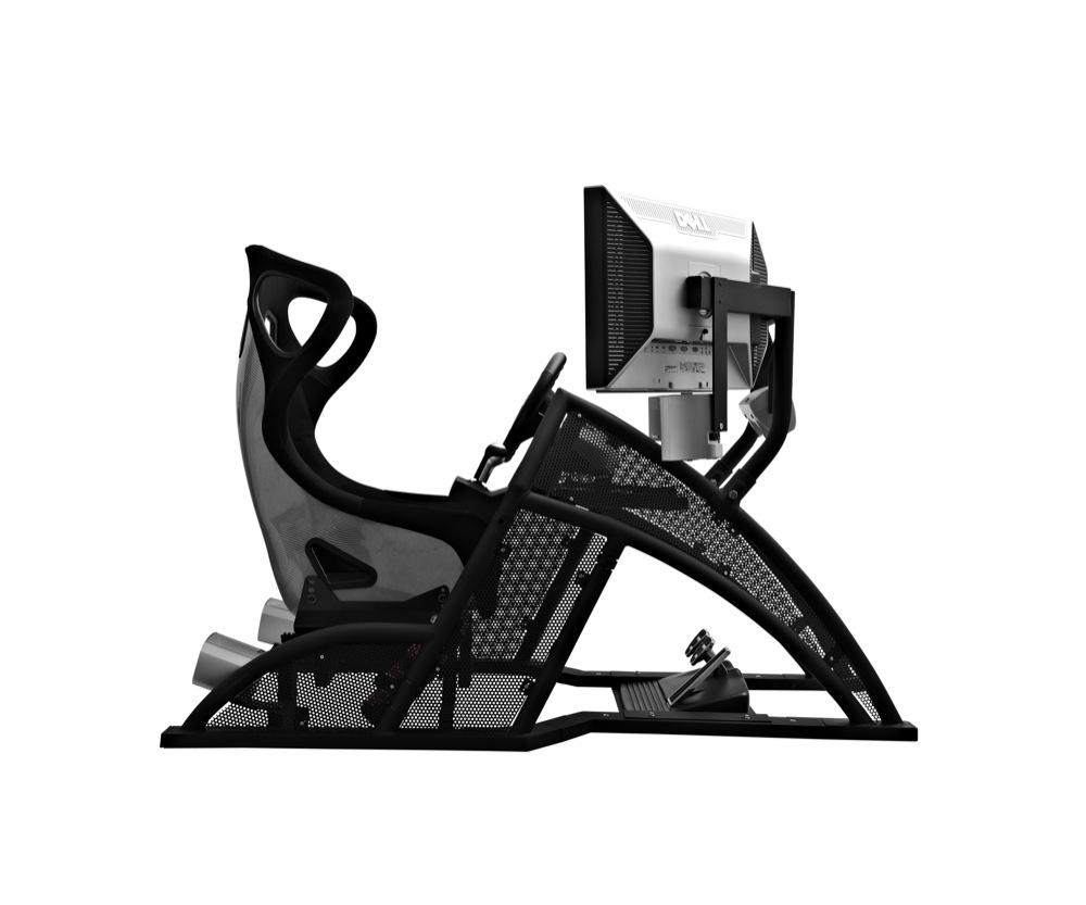 Fanatec Rennsport Cockpit Unveiled  VirtualRnet  100