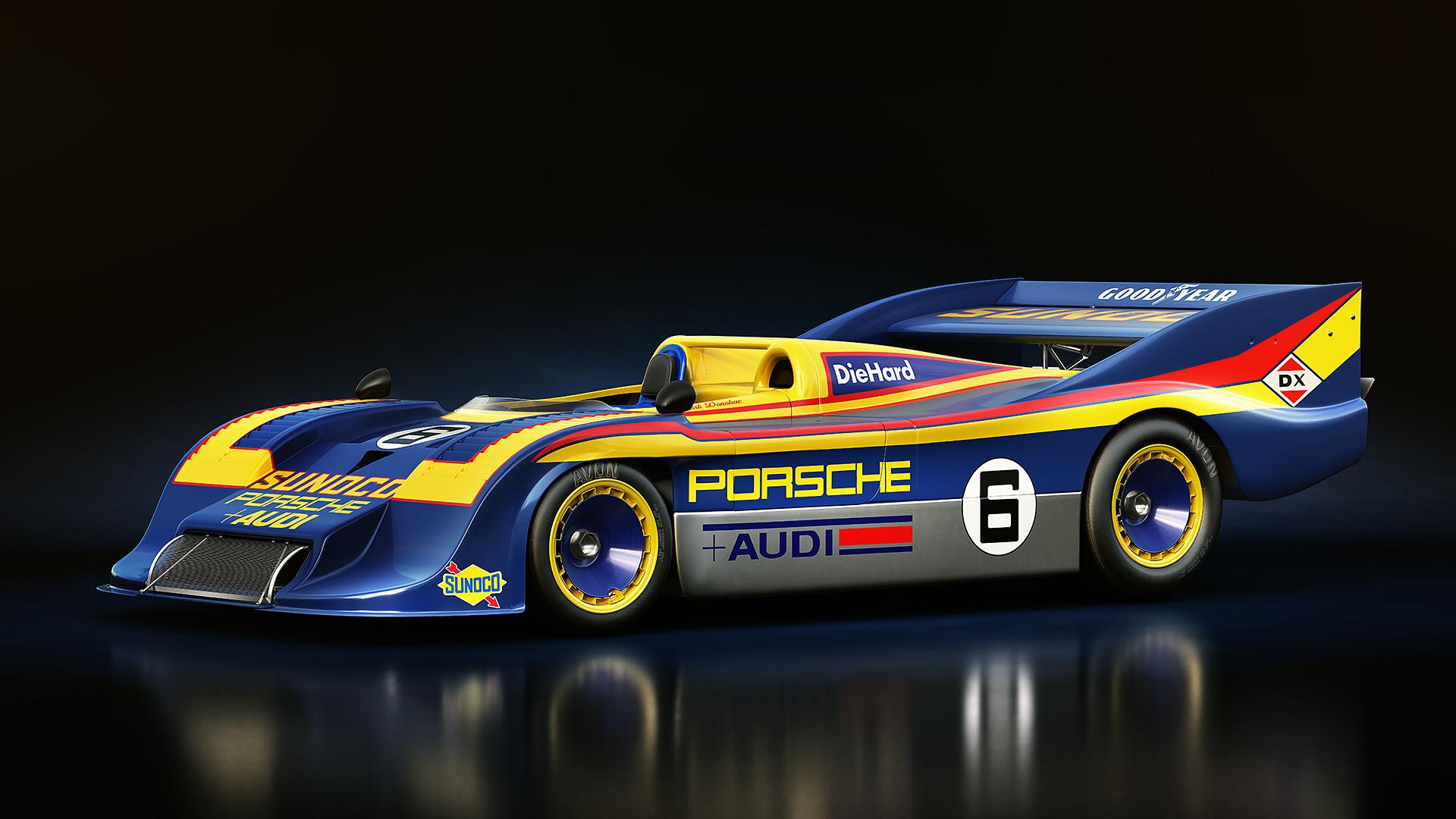 Spyder 3d Wallpaper Porsche 917 30 For Ac New Render Released Virtualr Net